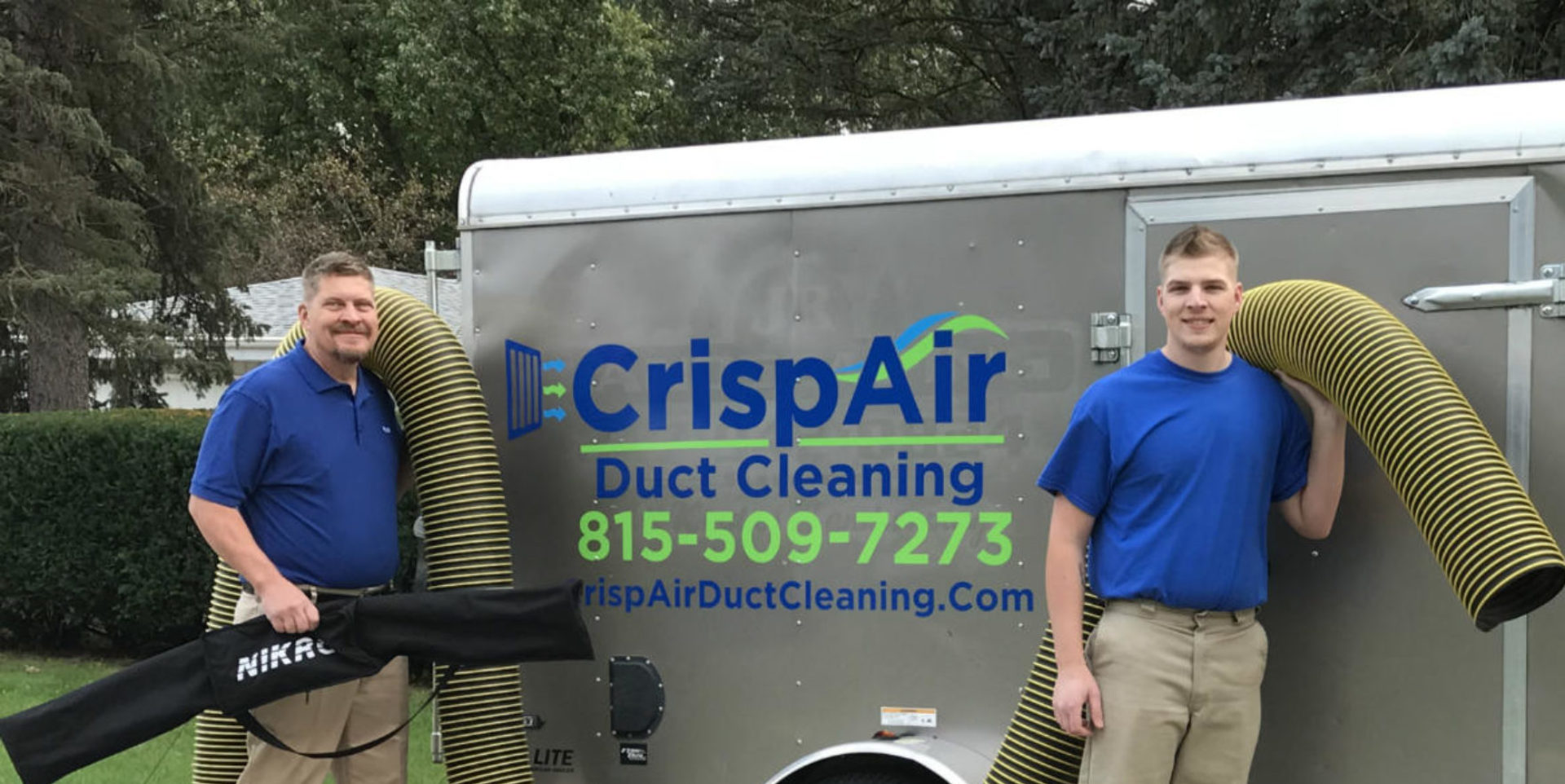 CrispAir Duct Cleaning LLC.